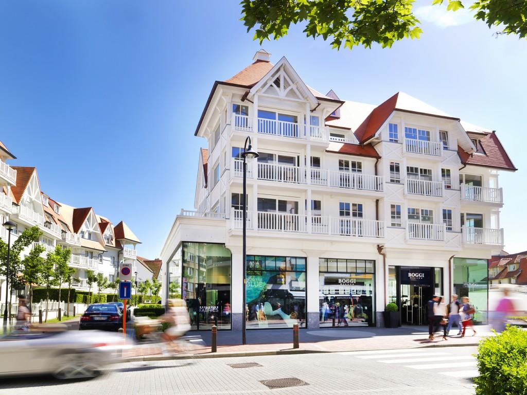 Bouwonderneming Christiaens – Residentie Locarno, Knokke-Heist