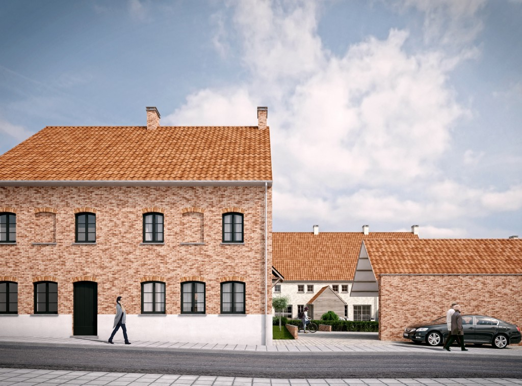 Arta Building – Parkhof Schorisse, Oudenaarde