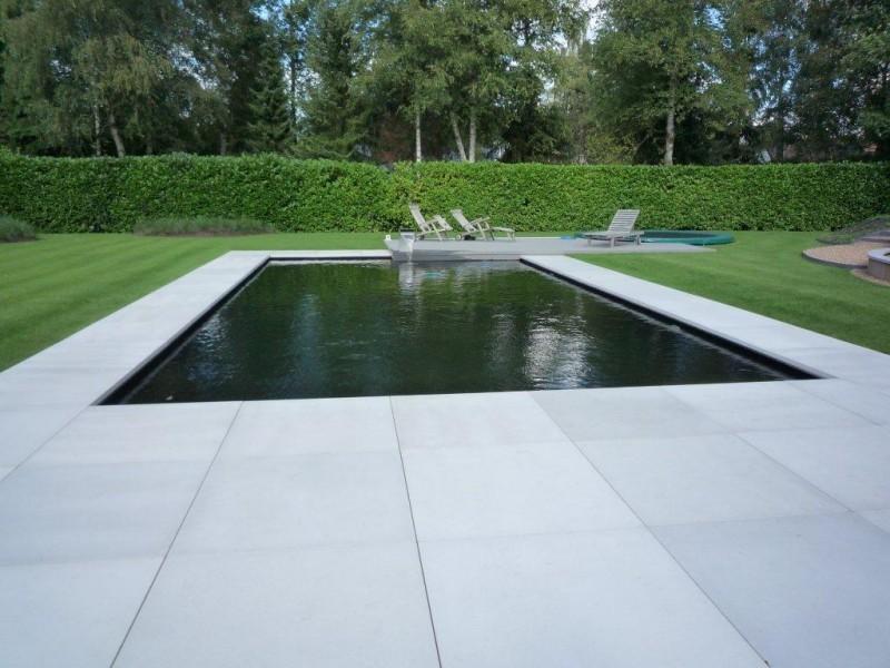 Grijze Tegels Buiten : Tuin grijze tegels: keramische buitentegels alle voor en nadelen op